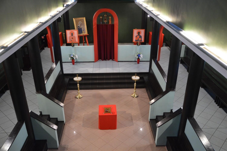 Cerkiew w Białym Borze