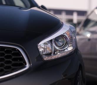 Oświetlenie w samochodzie warto sprawdzić przed każdym wyjazdem