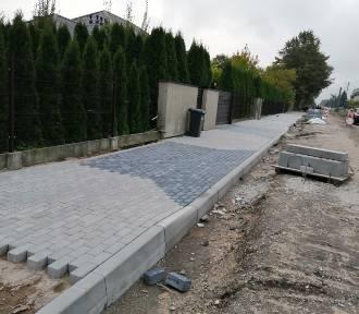 Przebudowa ulicy Borowej w Zduńskiej Woli. Które jeszcze dostaną asfalt w tym roku?