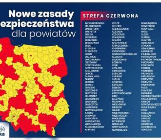 Nowe czerwone powiaty w woj. śląskim - jakie są obostrzenia?