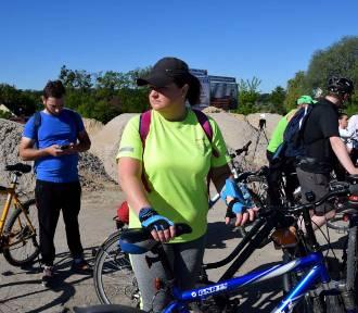 Rajd rowerowy do Radusza