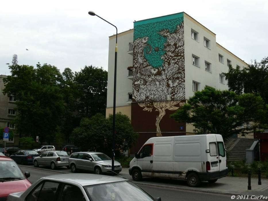 Budynek ul. Nowolipki 11