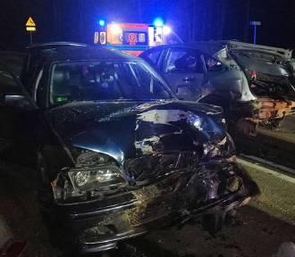 Kierowca auta, które wjechało pod szynobus był naćpany