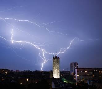Pogoda na Dolnym Śląsku - znowu nadciągają burze