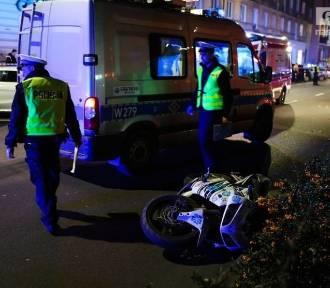 Prokuratura zakończyła śledztwo w sprawie tragicznej śmierci młodej motocyklistki