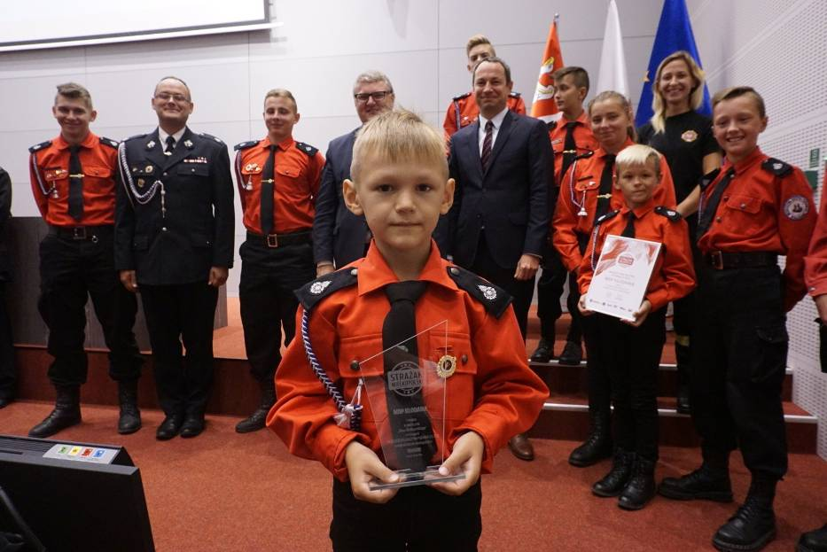 Najlepsi strażacy OSP w Wielkopolsce w 2018 r. nagrodzeni [ZDJĘCIA]