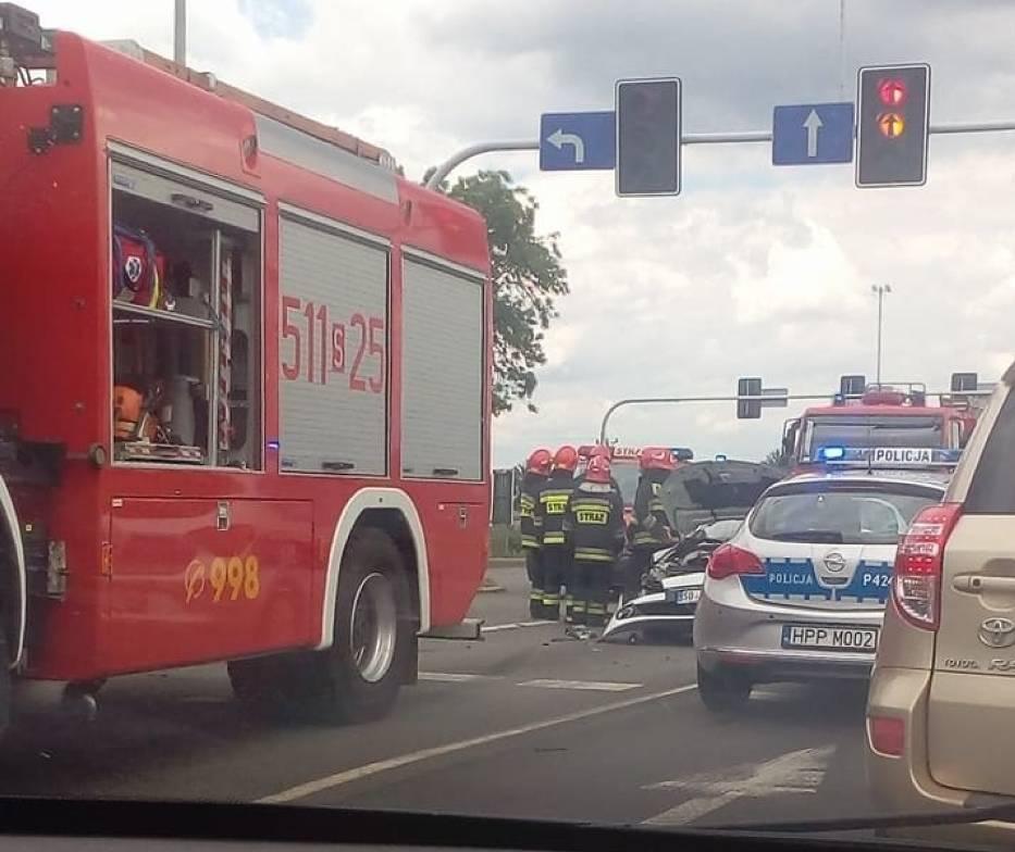 Wypadek Przy Auchan Mikolow Naszemiastopl