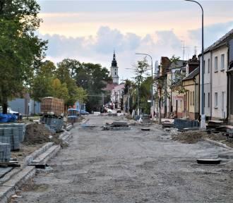 Wolsztyn: Remont na ulicy Lipowej. Coraz bliżej końca?