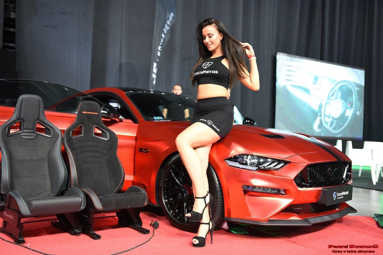 Auto Moto Show 2019 w Arena Gliwice