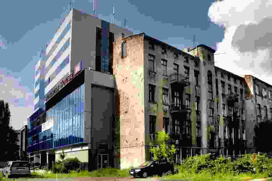 Power of Łódź