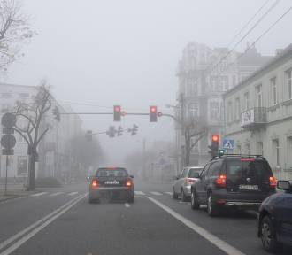 Ostrzeżenie przed silnymi mgłami do środy rano