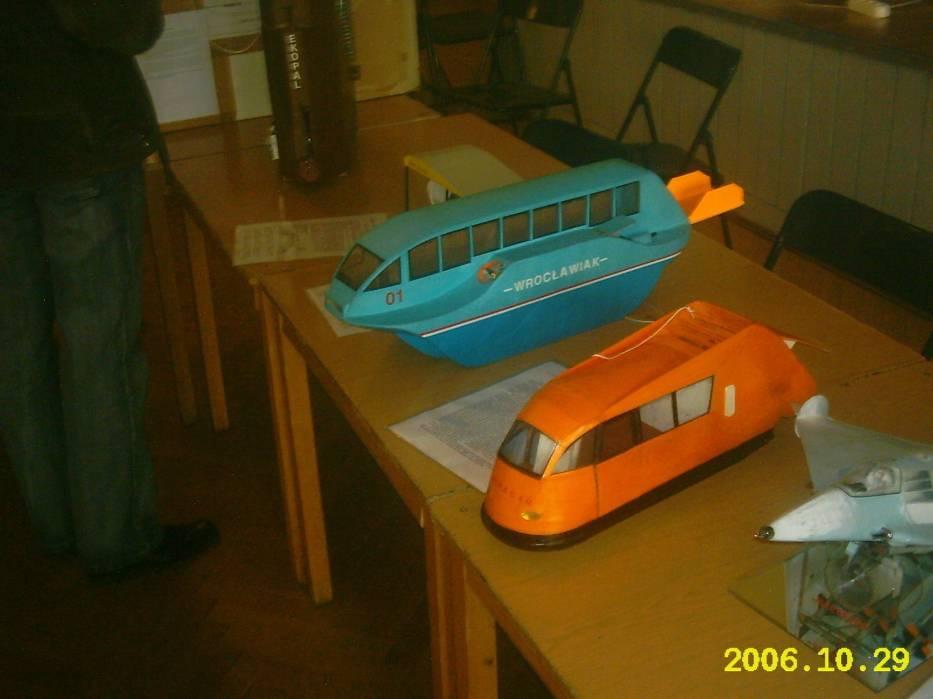 Modele prezentowane na Forum