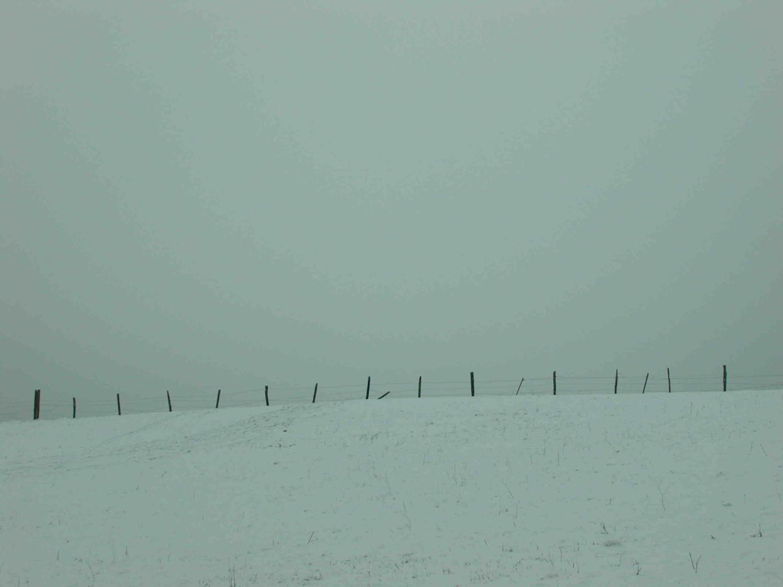 zimowe pyły
