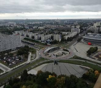 1600 nowych lamp przy drogach w Katowicach