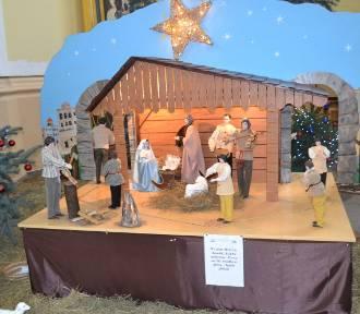 Piękne szopki bożonarodzeniowe w kościołach [ZDJĘCIA]