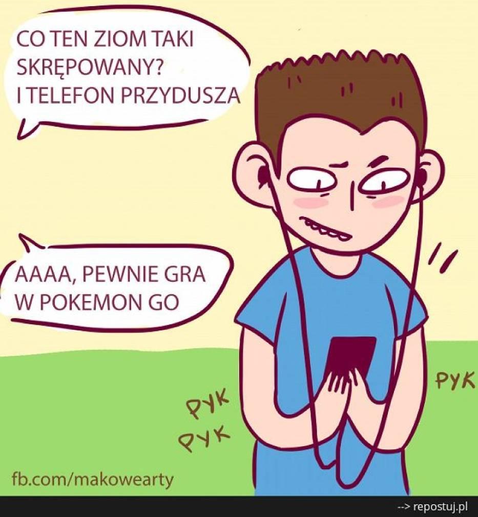 Pokemon Go Zobacz Najlepsze Memy Świat Oszalał Na Punkcie Tej Gry Naszemiasto Pl