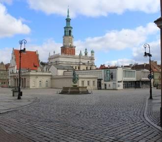 Poznań nie do poznania. Kiedyś tętniący życiem, dziś wymarły