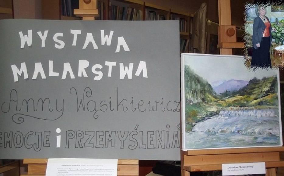 Anna Wąsikiewicz jest członkiem Związku Polskich Artystów Plastyków