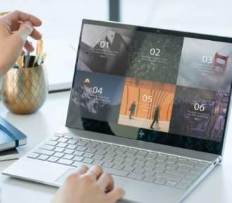 HP ENVY 13 - piękny, ultralekki i wydajny