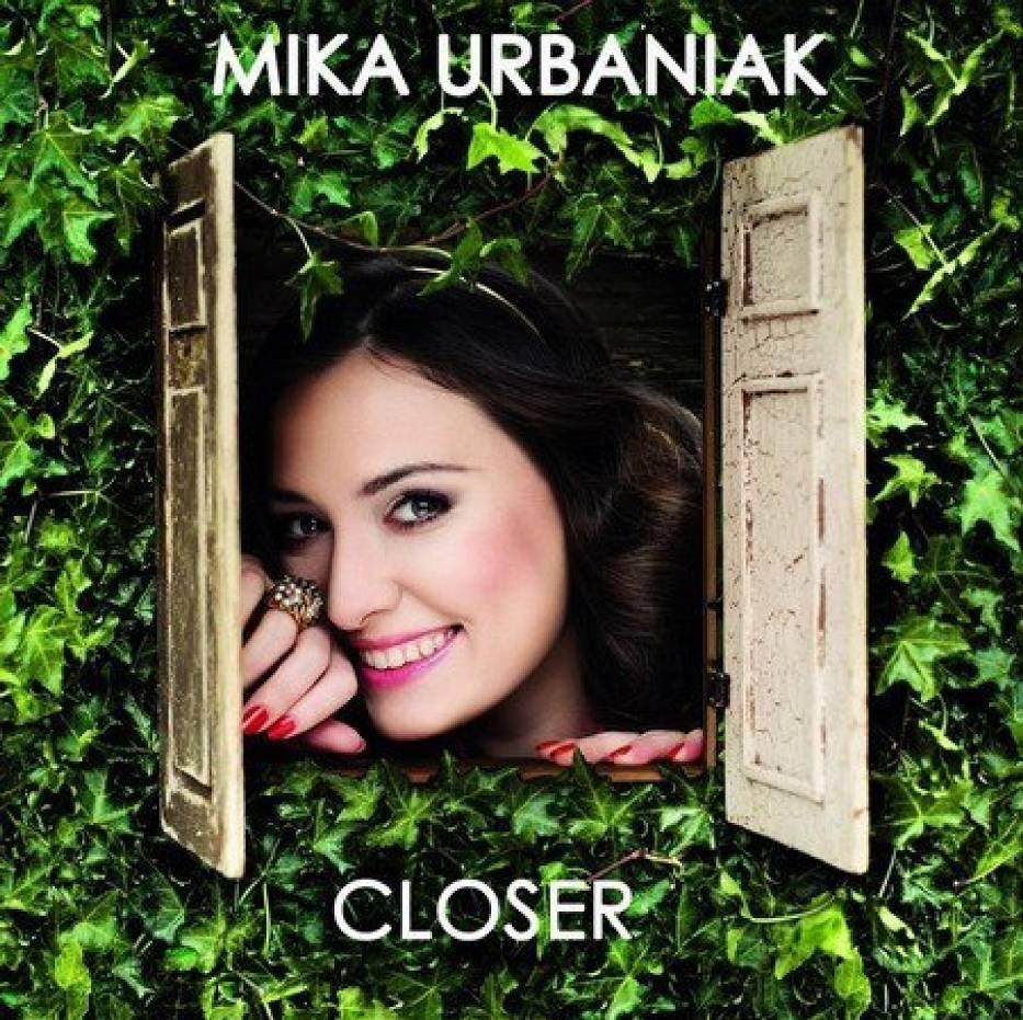 """Okładka płyty """"Closer"""" Miki Urbaniak"""