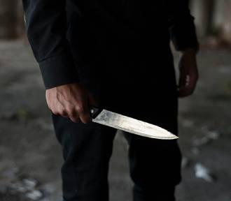 Konin. Policjanci zatrzymali nożownika