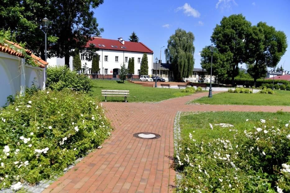 Stare miasto to najstarsza dzielnica Radomia