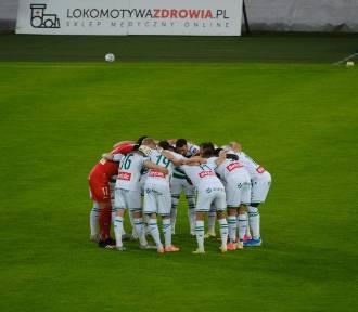 Skład Lechii Gdańsk na mecz z Cracovią [galeria]