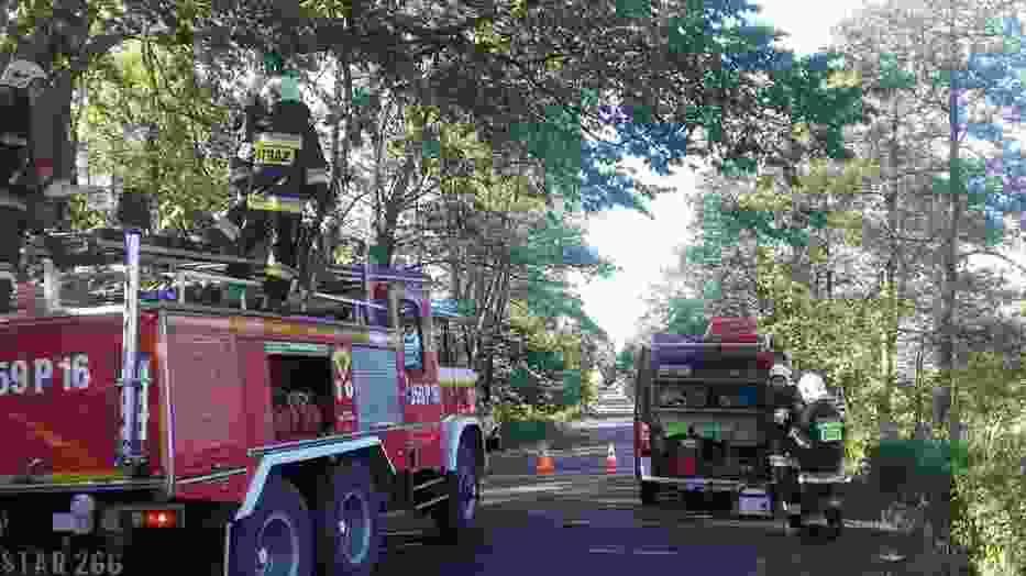 OSP Staw zbiera pieniądze na nowe ubrania specjalne dla strażaków