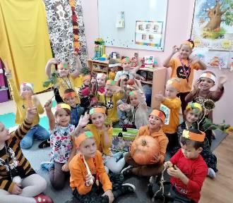 Dzień Jesieni w Oddziale Przedszkolnym przy Szkole Podstawowej nr 3 w Stargardzie