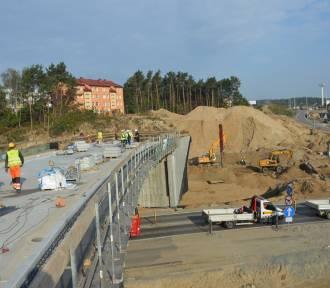 Zobaczcie zdjęcia z budowy Trasy Kaszubskiej