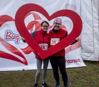 Bieg Walentynkowy nad Rusałką. Znajdź się na zdjęciach!
