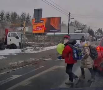 """O włos od tragedii w Poznaniu. """"Dzieci oszukały przeznaczenie"""". Zobacz wideo!"""