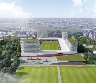 Stadion z... mieszkaniami? Nietypowy pomysł z Holandii