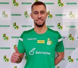 Pierwszy zimowy transfer GKS Bełchatów