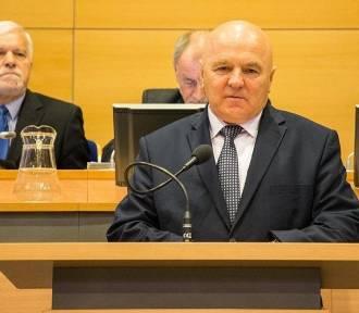 Edward Czesak odchodzi z zarządu województwa