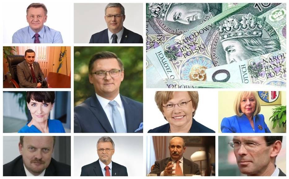 Majątki prezydentów woj. śląskiego [RAPORT]