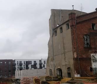 Stara Cukrownia w Szczecinie. Czy zabytkowe budynki uda się ocalić przed zburzeniem?