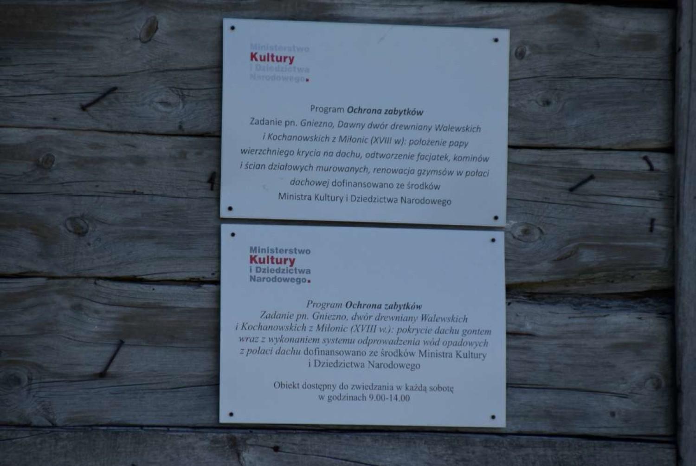 Gniezno: drewniany dworek z XVIII wieku wciąż zachwyca!