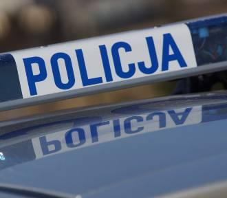 Policja w Kaliszu szuka świadków drogowego pirata i publikuje nagranie. WIDEO