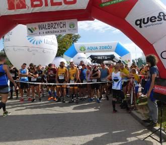Wałbrzych II Pólmaraton Górski i Dziesiątka Staropolanki za nami