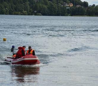 W Jeziorze Świętym w Załakowie utonął 25-letni mężczyzna z powiatu słupskiego