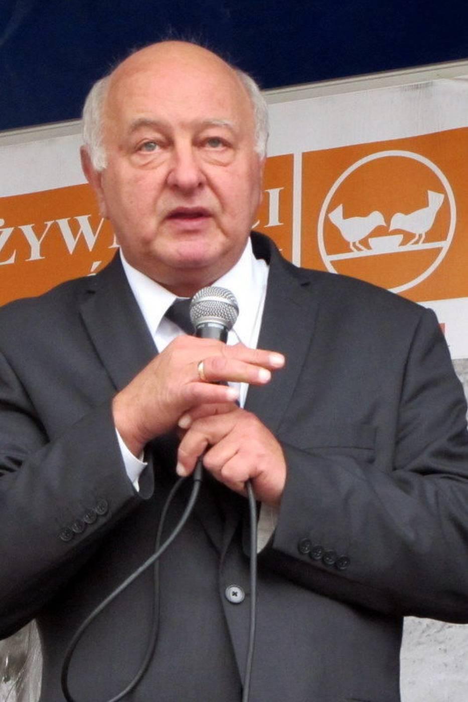 Prezydent Andrzej stania