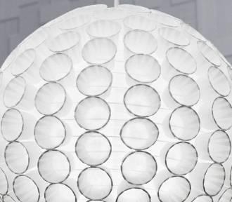 Zrób to sam: super lampa z papierowych kubeczków