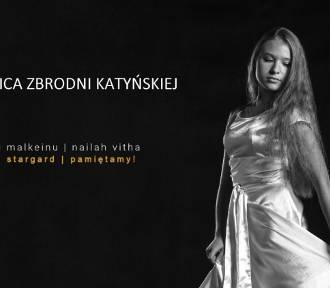 """MDK Stargard. Przed 80. rocznicą Zbrodni Katyńskiej premierowe wykonanie """"Avinu Malkeinu""""."""
