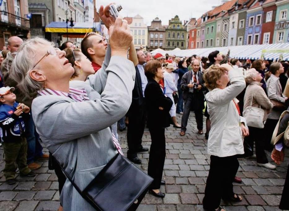 Jedną z największych atrakcji Poznania jest od zawsze Stary Rynek