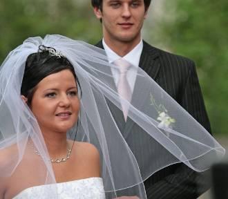 Głośne śluby gwiazd sportu znanych w naszym regionie. Dziś gwiazda siatkówki - ZDJĘCIA