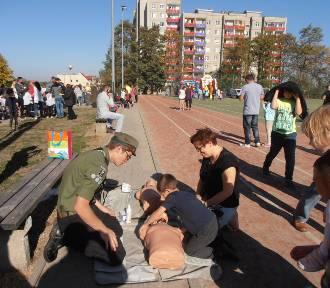 Jesienny piknik charytatywny - Pomóżmy Pogorzelcom [ZDJĘCIA]