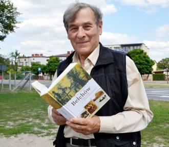 Jan Czubatka jest autorem monografii o rodzinnym Bełchowie