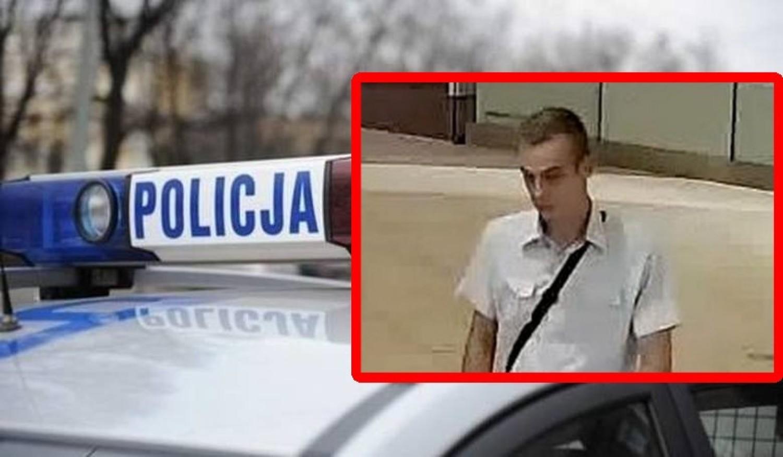 Policja z Bydgoszczy prosi o pomoc w identyfikacji tego mężczyzny