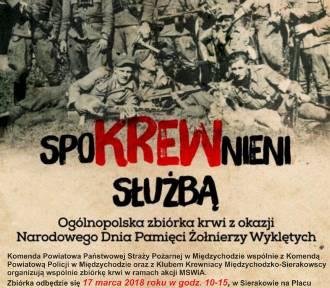 Sieraków - Oddaj krew w ramach ogólnopolskiej akcji